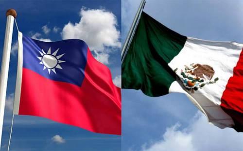 TAIWAN-MÉXICO