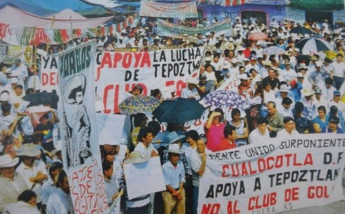CLUB TEPOZ