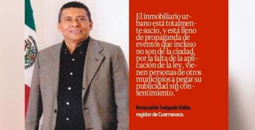 REGIDOR CUERNAVACA
