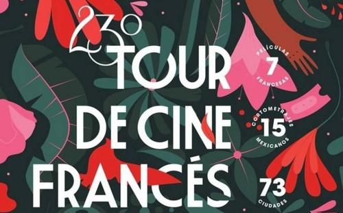 TOUR DE CINE FRNACÉS